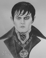 Dark Shadows - Pencil by AlexisPencilPixie