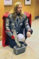 Thor costume 2 by NMTcreations