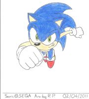 Sonic X by BoomSonic514