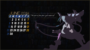 League of Legends Calender 2014 - June by CreateMyIntro