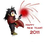 Vincent New Year 2011 by Grandwing