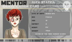 D3 Mentor - Alex Statica by tea-bug