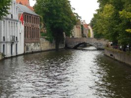 City of Bruges #3 by BloodyBetty666