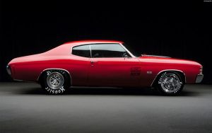 Chevrolet Chevelle SS '71 by HAYW1R3