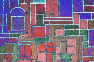 A Mondrian Mouse Maze by aegiandyad