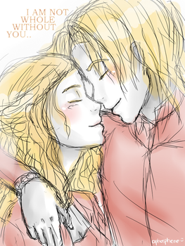 I am not whole without you. [Cersei x Jaime] by wintrydrop