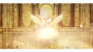 The temple of angels by RazielMB