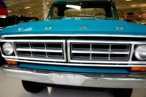Classic Ford I by LDFranklin
