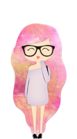 Hipster Galaxy |DOLL| by geneeditions