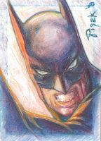 Batman Sketch card. by bpisek