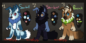 Fluff Ball Auction CLOSED by DemThree-Adopts