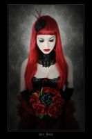 Lolita Trash - Red Queen 1 by jamiemahon