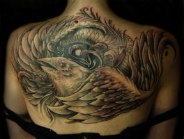 Phoenix finished by strangeris