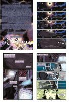 Souled issue 1 Preview Pages by xaqBazit