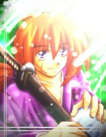 Kenshin s sketch very bad by lince