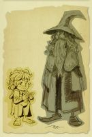 The Hobbit by 3nrique