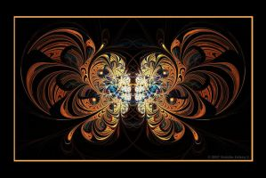 Ornithoptera Fractalus by NatalieKelsey