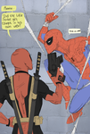 In the Spider-web by ArtisticNarwal1997
