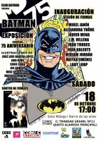 Poster Batman 75 by Club-Batman