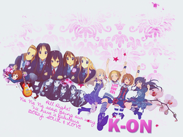 K-ON by sumires0u