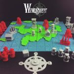 Windswept, 3D print-and-play board game by Dutch-Mogul