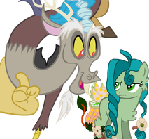 Oh Go away Discord by Sarahostervig