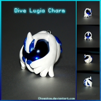 Dive Lugia Charm by Choestoe