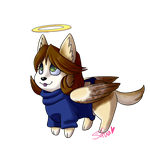 Persona Angel Pupp by Sofua