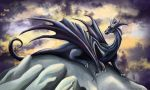 Dragon by athyde
