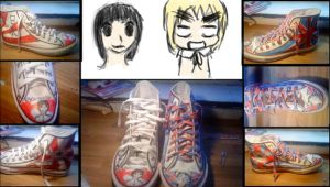 APH shoes by Table-Sama