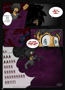 Link Adventure page 12 - The Prologue by YukiArtOfficiel