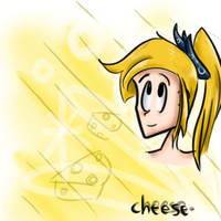 Cheese by StalkerShades