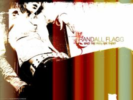 Randall Flagg Band Wallpaper 3 by rsf1977