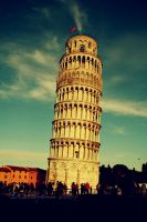 Pisa Tower by casseybunn