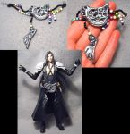 Play Arts-Sized Dissidia Sephiroth Belt by wickedorin