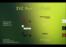 XYZ AveSys Pack by Scott-Evo