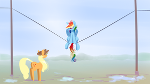 Birdhorse by Underpable
