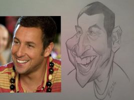 Adam Sandler 2 by EXIT1979