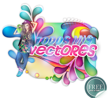+PACK DE TODOS MIS VECTORES. by TiniDesigns