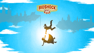 Bioshock Infinite Pixel Art by Orion1189