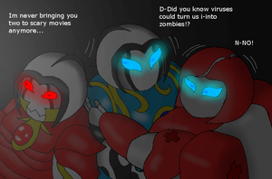 Scary Bot Movies by SamuraiKnight