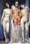 Three Graces by Flockhart