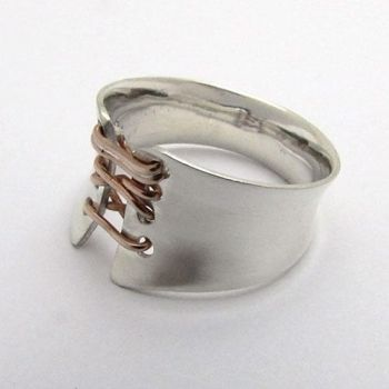 Corset Ring (new style) by dravensinferno