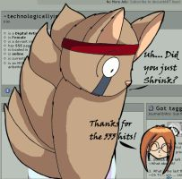 Thanks for 555 by technologicallyinept