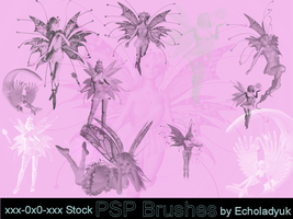 PSP Brushes Fae pack 2 by xxx-0x0-xxx