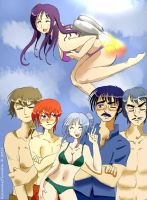 Vacations by RoronoaxPhantom