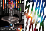 Star Trek Collection Custom Dvd Cover by blurokr