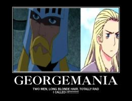 Georgemania by GoldenGirl954
