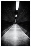 London Tube by Skevlar
