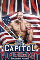 WWE Capitol Punishment 2011 by All4-Xander